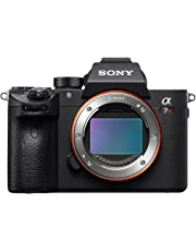 Sony ILCE-7RM3 Full-Frame 42.4MP Mirrorless Interchangeable Lens Camera Body Only (Black)