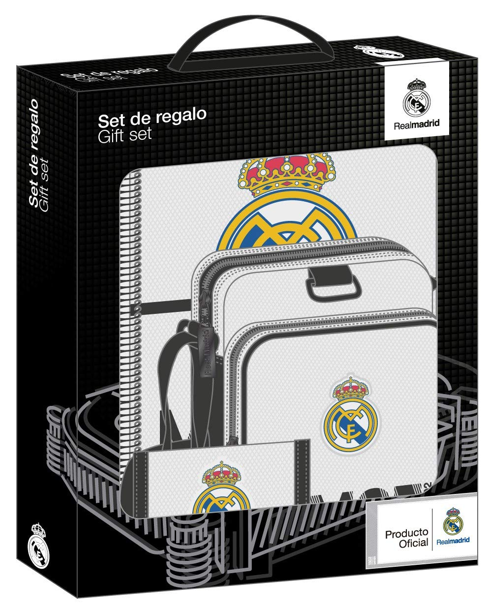 Real Madrid 311854588 – Set de regalo