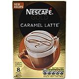 Nescafe Gold Caramel Latte, 17g X 8 (136g)