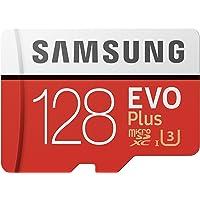 Samsung Evo plus 128GB Micro SD SDXC Class 10 memory card U3 100MB/S (MB-MC128HA APC)