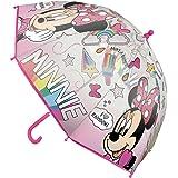 Cerdá 2400000476 Paraguas, Rosa (Rosa 001), One Size (Tamaño del fabricante:Única) para Niños