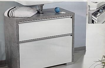 Attraktiv Home Creation Waschbecken Unterschrank Badezimmermöbel Bad Schrank  Unterschrank