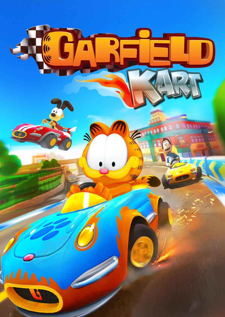 Garfield Kart [PC Code - Steam] (Kart Cat)