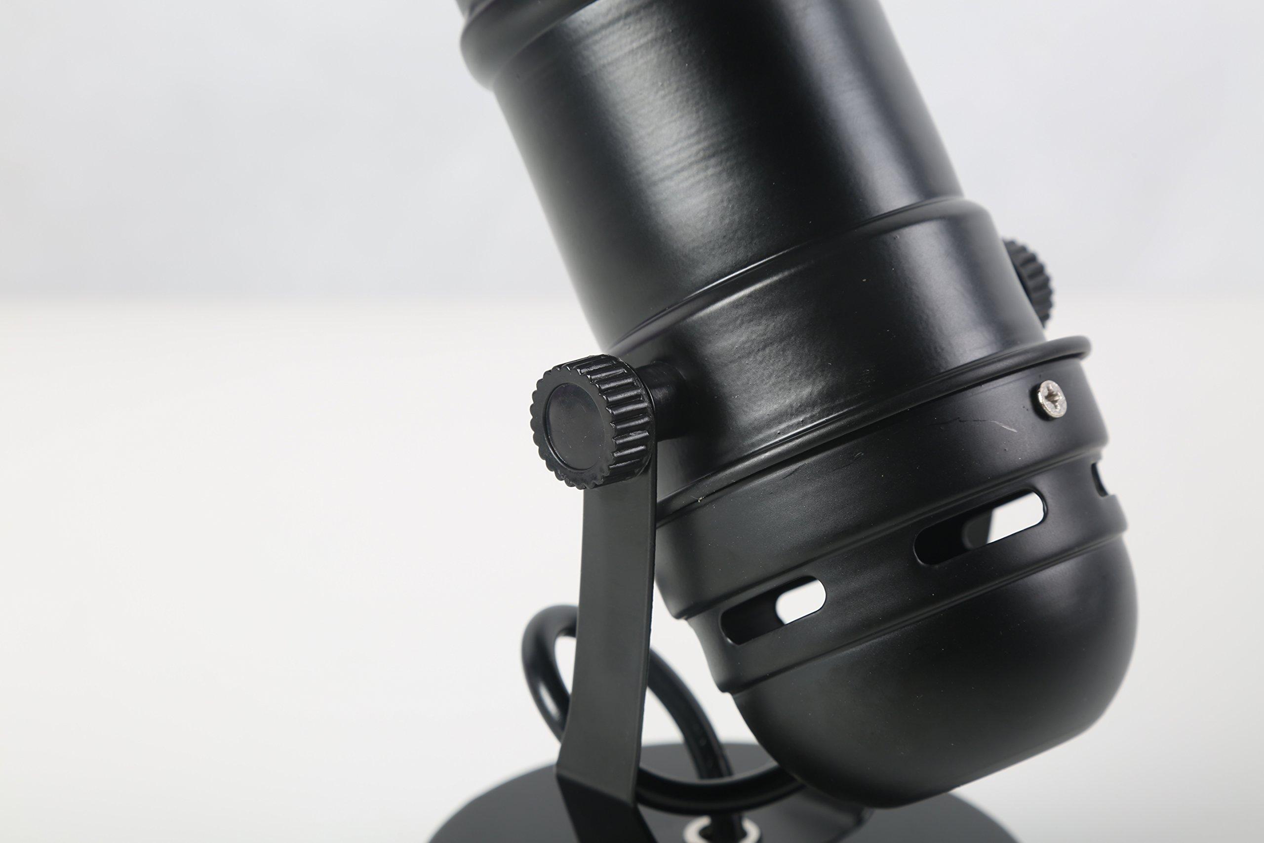 Oygroup lampada da soffitto industriale da pack con supporto per