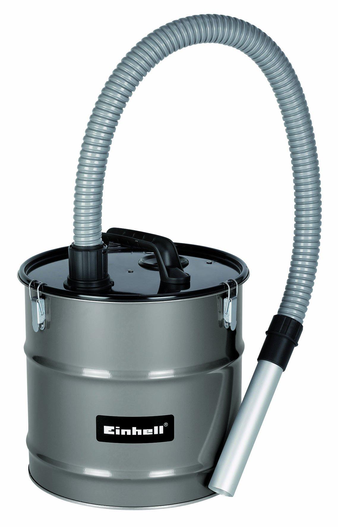 Einhell AFF 18 FITRO Especial CHIMENEAS Alta Calidad, 18 Liters, aluminio, Negro, Gris