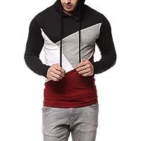 GRITSTONES Men Cotton Indigo Sleeveless Jacket (GSCUTSL1149IND)