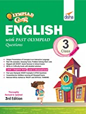 Olympiad Champs English Class 3 with Past Olympiad Questions