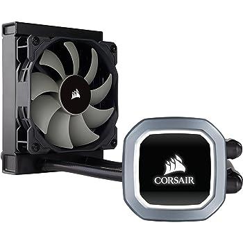 Corsair Hydro Series H60 120mm Radiator Single PWM Fan Liquid CPU Cooler (CW 9060036 WW)