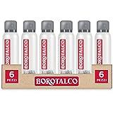 Borotalco, Deodorante Spray Invisible, Assorbe il Sudore e Non Lascia Aloni, Senza Alcool, Freschezza Continua, Profumo Class