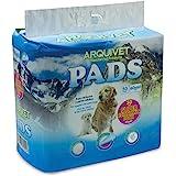 Arquivet Pads para Perros súper absorbentes - Empapadores higiénicos educativos para Perros - Empapadores Desechables - Alfom