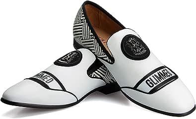 JITAI Chaussure Homme pour Mocassin Homme Cuir pour Hommes Et Mocassins De Mode Chaussures Décontractées pour Hommes