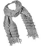Evil Wear Damenschals-Herren-Schal-Winter-Schals-XL-Schal-warme Schals für Sie und Ihn
