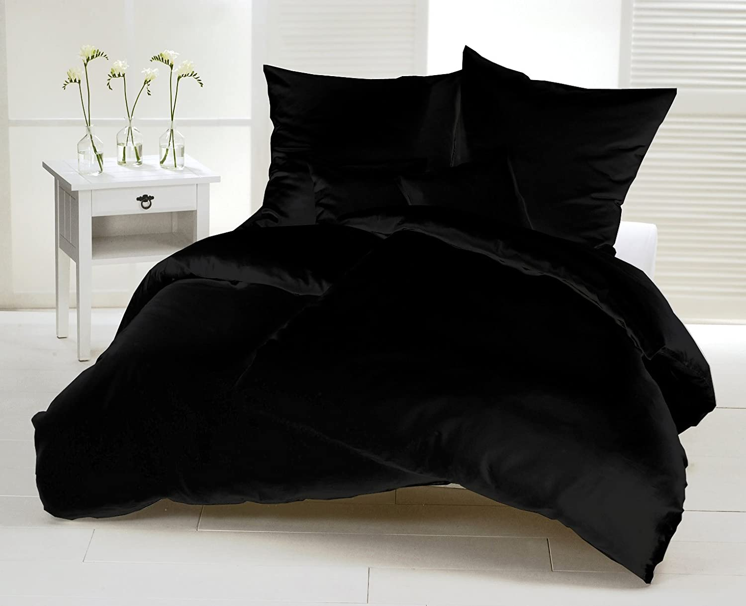 bettw sche schwarz my blog. Black Bedroom Furniture Sets. Home Design Ideas