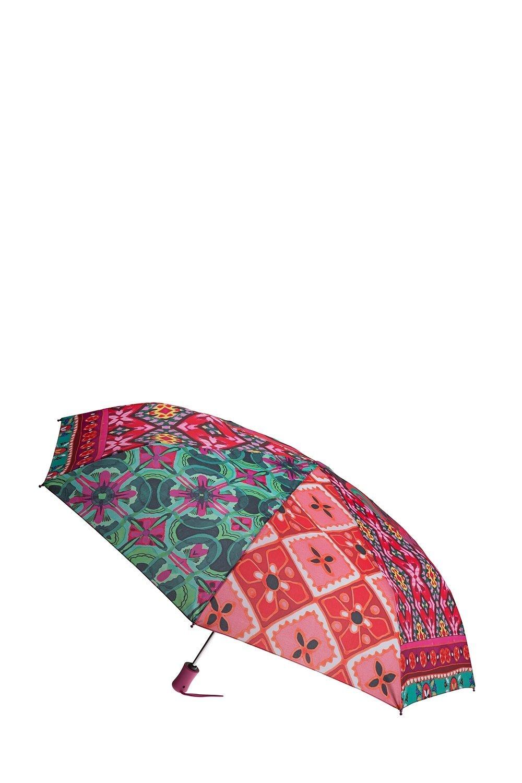 Desigual Umbrella Gipsy Rojo Fresa