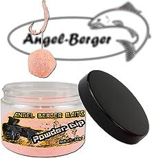 Angel Berger Powder Dip Pulverdip Boilie Dip