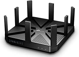 TP-Link Archer C5400X Gaming Router (Black)