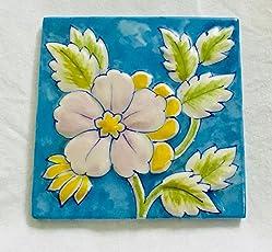 R.V. CRAFTS decorative ceramic Tiles for wall (ambozing/3 D tiles)