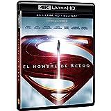 Hombre de Acero 4k Uhd [Blu-ray]