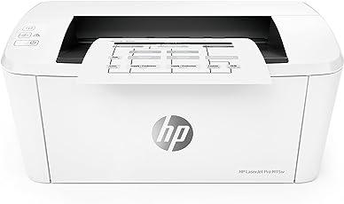 HP Laserjet Pro M15a Laserdrucker (Drucken, USB) weiß