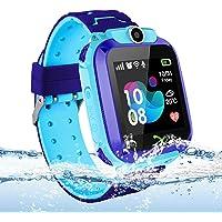 Orologio GPS Tracker per bambini, Micoke Smart Watch per bambini impermeabile con fotocamera, chiamata, posizione LBS…