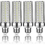 Yiizon LED E27 20W lampadine a candela, 150W equivalenti a incandescenza, 6000K Bianca Freddo Lampadine Candelabri E27, 2000L