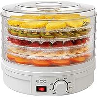 ECG SO 375 Déshydrateur pour Fruits et Légumes