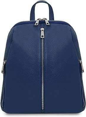 Tuscany Leather TL Bag - Zaino donna in pelle morbida - TL141982