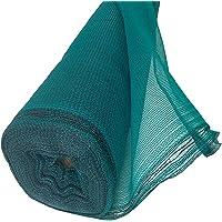 Yuzet 1m x 50m Green Windbreak Shade Netting