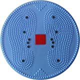 Acupressure Twister Big Disc Acupressure Pyramid & Magnetic Treatment Therapy (Blue)