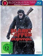 Planet der Affen: Survival [Blu-ray]
