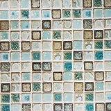 Hode Mozaïek Tegelstickers voor Keuken Badkamer Behang Zelfklevend voor Tegels Schil en Plak Zelfklevende Wandtegels Waterdic