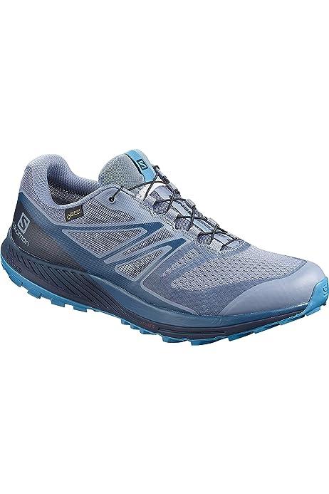 Salomon Hombre Sense Pro MAX Zapatillas de Trail Running Size: 41 ...