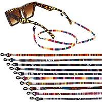 Xinzistar 10 Pezzi Cordini Per Occhiali, Laccetti per Occhiali Sport Laccio Occhiali Cinturino Catena Occhiali Sole…