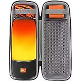 co2CREA Dur Étui de Voyage Rigide Housse Cas pour JBL Pulse 3 Haut Parleur sans Fil Bluetooth(boîte seule)