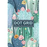 Dot Grid Notebook | Journal| Libreta | Cahier | Taccuino | Notizbuch: 110 Dotted Pages of Bullets for Journaling, Note Taking