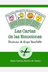 Las Cartas de las Emociones: Dinámica de grupo recortable: 2 (Dinámicas de Grupo Recortables) Tapa blanda