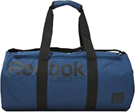 Reebok Synthetic 24 cms Wshblu Travel Duffle (CV3967)