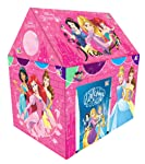 Disney Princess Play Tent House for Kids of Age 3 to 8 Years in Handle Box Packing in Multi Color