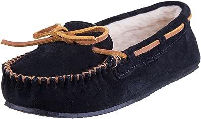 Minnetonka Cally 4014, Pantofole Donna