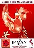 The Ip Man Saga [Blu-ray]