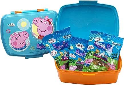 Peppa Pig Wutz Zahn Bürste 2er Pack Kinder Zahnbürsten Zahnpflege  pepper