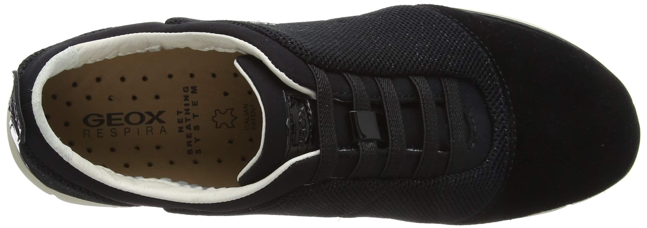 Geox Damen D Nebula C Sneaker 14