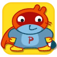 Pango Disguises : interactive book for kids