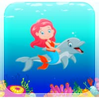 Ariel's Mermaid Adventures Fun Epic Platform adventure game for Kids and Adults Free
