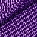 Hochwertiger Jacquard-Jersey Hipster Square von Hamburger Liebe in violett - GOTS