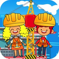 My Pretend Construction Workers - Kids Little Builder Games
