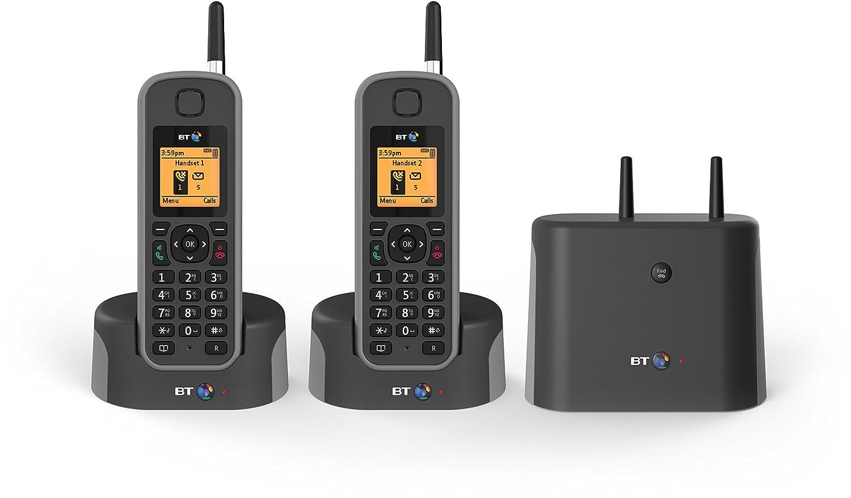 BT Elements 1 Km Range IP67 Rated Cordless Phone With: Amazon.co.uk:  Electronics