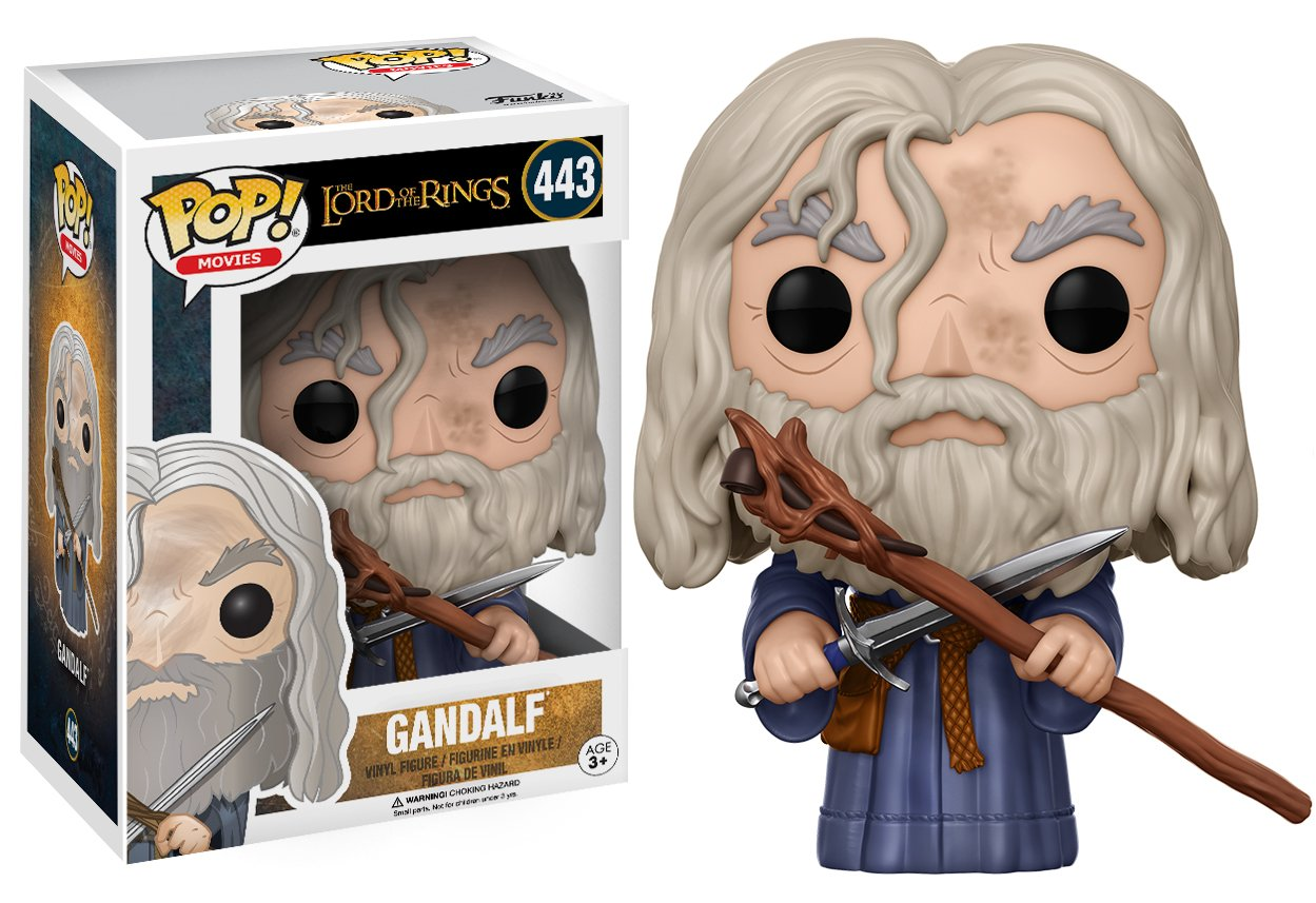 Funko Pop Gandalf (El Señor de los Anillos 443) Funko Pop El Señor de los Anillos & El Hobbit