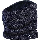 Heat Holders - Hombre térmica del calentador del cuello de invierno - 2,6 TOG - Un tamaño