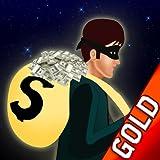 Alarmanlage Bank Dieb: die Cash Sammel verrückte Räuber - Gold Edition